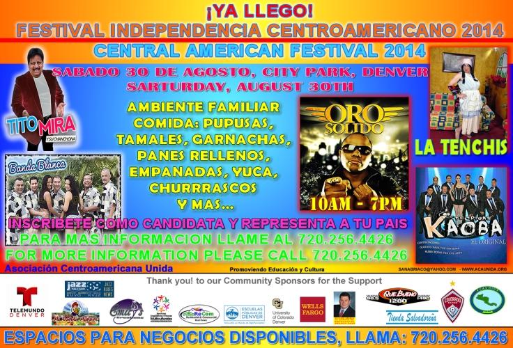 festival centroamericano Denver 2014-1